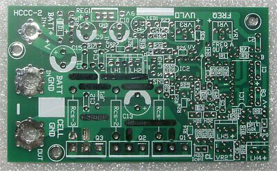 Constant Current Pwm Driver Pcb Diy 30a Ccpwm Hho Motor Led Sensor Auto Switch