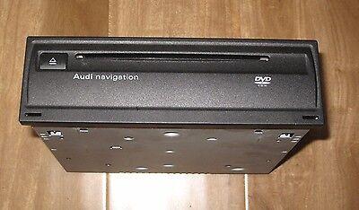 2006-2010 AUDI A8 GPS NAVIGATION DVD CD DRIVE, PART