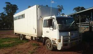 TRUCK UD 235hp 6 horse float Narromine Narromine Area Preview