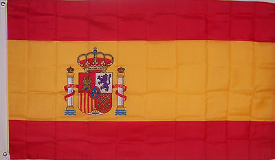 NEW 3ftx5 SPAIN SPANISH BANNER FLAG