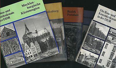 Die Bau- und Kunstdenkmale in der DDR - ein Buch