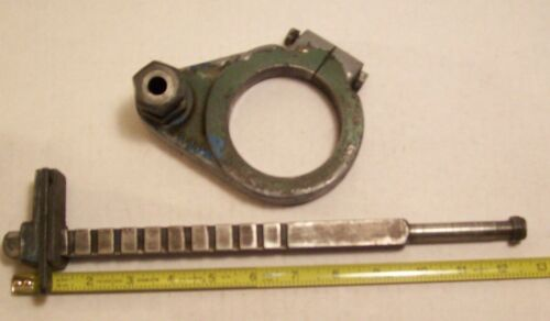POWERMATIC DRILL PRESS QUILL STOP ASSEMBLY?