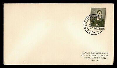 DR WHO 1953 IRELAND ATHE CLIATH GAILLIMH TO USA  g19750