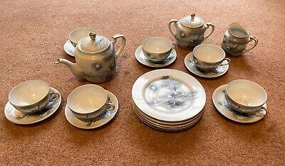 Hayasi Full Tea Set