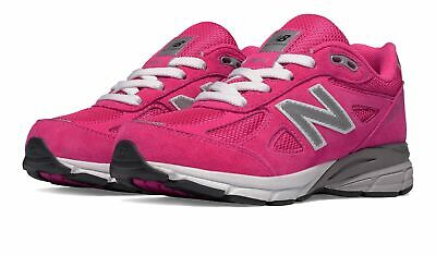 New Balance Kid's 990v4 Little Kids Female Shoes Pink
