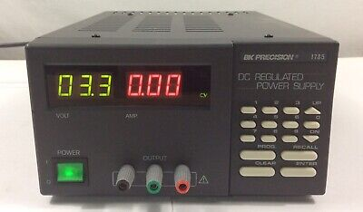 Bk Precision 1785 Dc Regulated Power Supply