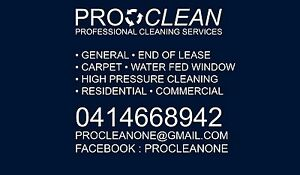 CLEANING SERVICES HOME OFFICE CARPET WINDOW  CLEANING Manly Area Preview