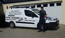 Paul Mounsey Attic Ladders & Property Maintenance Mullaloo Joondalup Area Preview