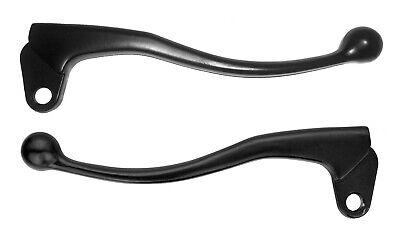 Clutch and Brake Lever Set For Yamaha XT500 TT500 XS400 Dog Leg Type 3-077