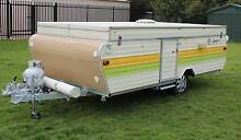 Jayco Jayswan Canper Trailer Pop Top Campervan Two Wells Mallala Area Preview