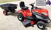 Castelgarden 42'' Brigss&Stratton Ride On Lawn Mower Auto Drive Cranbourne Casey Area Preview