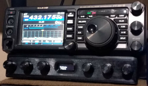 CatKnobz controller for Yaesu FT-991 and many more..