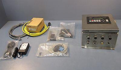 High Mark Bar Code Id System Kit Unit Hesx1182300a1-09 H-7147-om2142 Rev J New