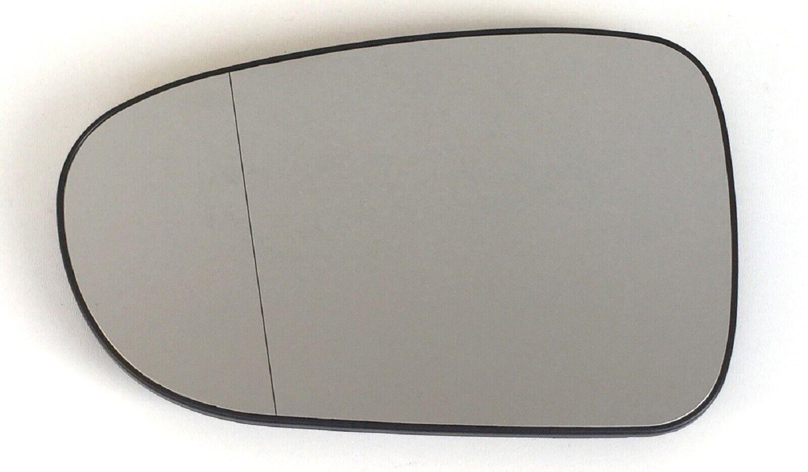Spiegelglas links für  VW TRANSPORTER T5 04//2003 bis 08//2009 asphärisch