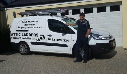 Paul Mounsey Handyman & Property Maintenance Joondalup Joondalup Area Preview