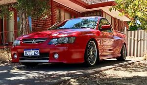 2004 Holden SS VY II UTE Como South Perth Area Preview