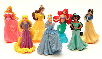 NEW Disney Princess Kinder Surprise Set Limited Edition Toy Jasmin Belle Aruora