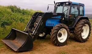 Valtra Valmet 6400 Tractor Front End loader 4x4 Warragul Baw Baw Area Preview