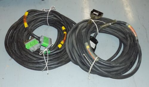 100A 125V 4/3 4 AWG 3 Conductor Stage Pin Cable 100