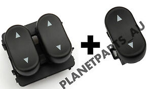 Ford AU Falcon 1998-2002 Double & Single Electric Power Window Switch Combo NEW