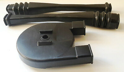 Kettenkasten Kettenschutz 2 x Kettenschlauch pass f Simson Schwalbe KR51 S50 S51