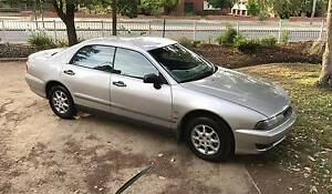 1999 Mitsubishi Magna Sedan Wagga Wagga Wagga Wagga City Preview