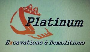 Platinum Excavations & Demolitions Blacktown Blacktown Area Preview