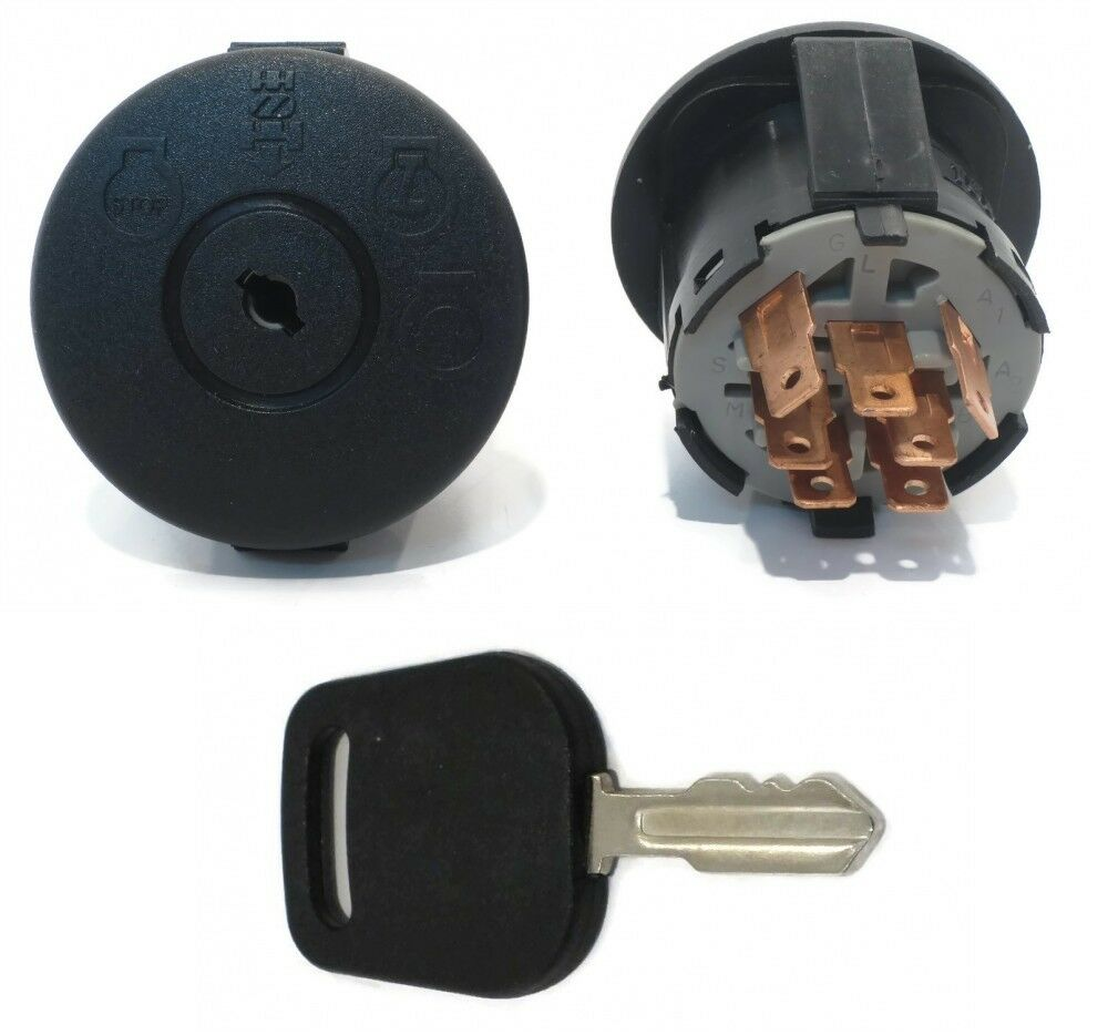 2 Husqvarna Lawn Tractor Ignition Starter Key Switches 532193350