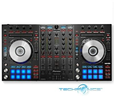 PIONEER DDJ-SX 4 CHANNEL CONTROLLER FOR SERATO DJ WITH DUAL DECK CONTROL BLACK segunda mano  Embacar hacia Argentina
