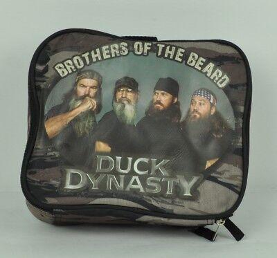 Duck Dynasty Brüder der Bart Tarnfarbe Weich Seite Lunchbox Tasche Tv