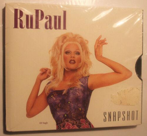 Rupaul Snapshot Single Dance Cd Rhino 1996