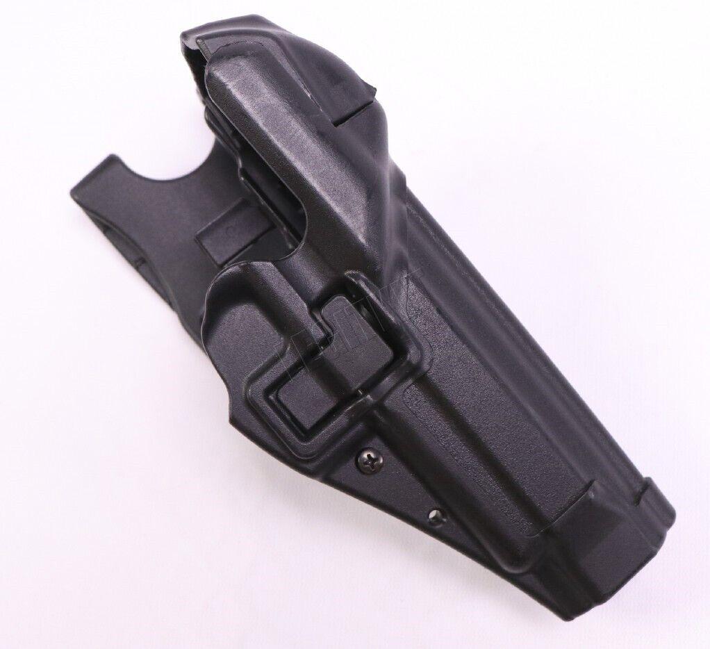 BlackHawk Serpa Duty Holster Auto Lock Level 3 Beretta 44H104BK-R or 44H104BK-L