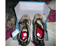 Ladies Suede Leather Karrimor Walking/Hiking Shoes UK Size 8 (42) Brand New with tags, boxed