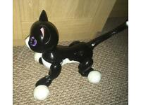 SpinMaster Zoomer Kitty Cat-robot cat