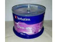 Verbatim DVD+R (50 pz)