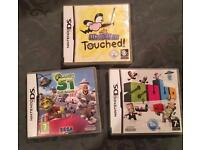 Ds games from Nintendo