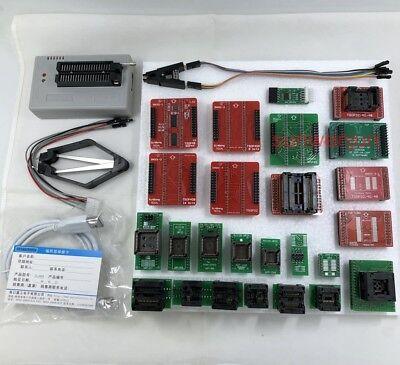 Xgecu Tl866ii Plus Programmer For Spi Flash Nand Eeprom Mcu Avr25 Adaptersclip