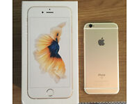 iPhone 6s 64GB Gold *Mint Condition*