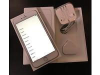 iPhone 6S Plus Silver 64 GB Unlocked