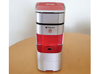 illy Coffee Capsule Machine by Hotpoint