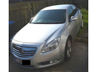 Vauxhall Insignia Spares or Repair - low oil pressure, engine NOT seized