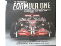 The Treasures Of Formula One. F1 History In Your Hands book