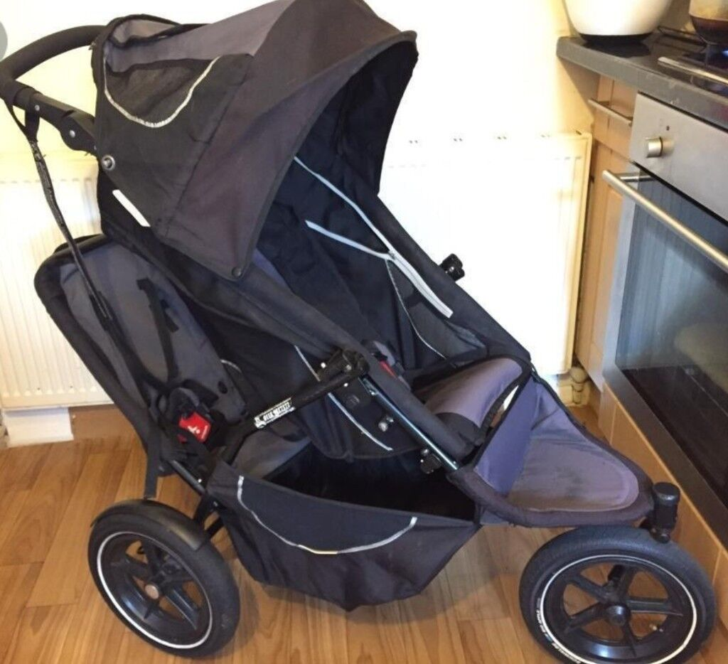 Phil And Ted Double Buggy With Cocoon And Double Raincover In Brentford London Gumtree