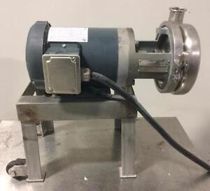 Puriti Pump / Waukesha fluid handling C216 Pompe centrifugeuse usagée *AEVOS*