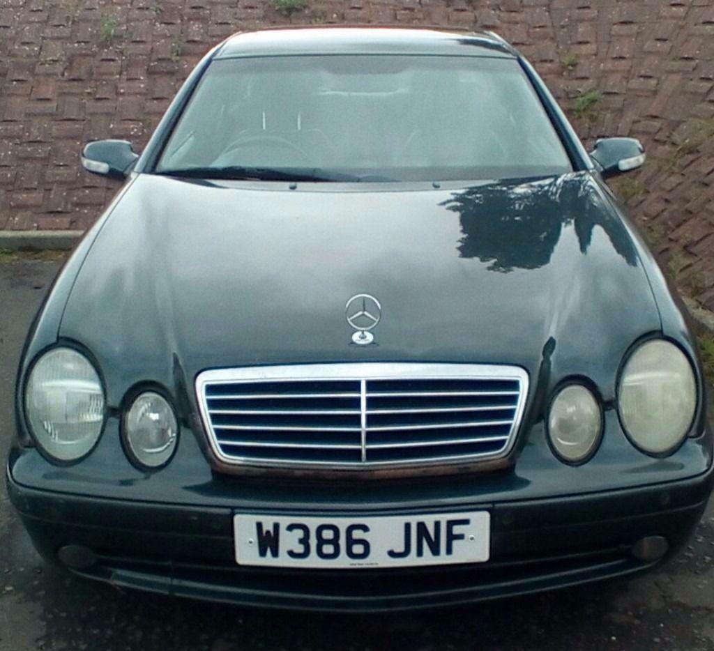 4.3 V8 , 275 bhp ; MERCEDES BENZ CLK 430 SPORT AMG , AUTO COUPE ,