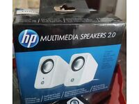 HP H3W58AA#ABB - Multimedia Speakers 2.0 for sale