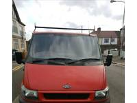 03 ford transit long mot and tax