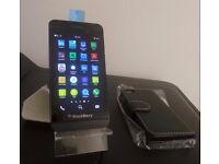 Blackberry Z10 Vodafone Network 4G Plus Free Brand New Case