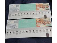 2 George groves v's Eubank Jr tickets
