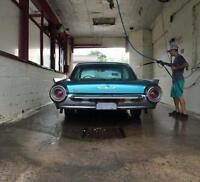 1961 ford thunder bird HOP IN AND DRIVE CHEAP